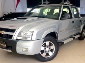 Chevrolet Gm S10 Executive 2.4 Prata 2009