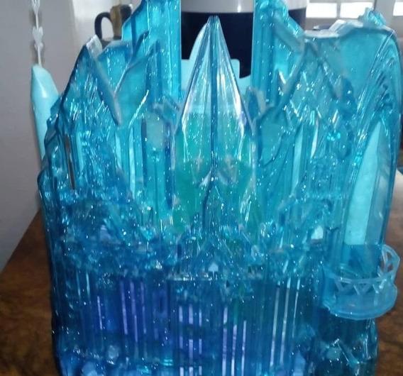 Castillo De Frozen En Buen Estado (oferta Fin De Semana)