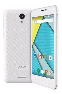 Telefono Celular Plum Z515 Might Plus 2 Blanco