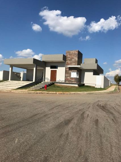 Casa Residencial À Venda, Condomínio Evidence Residencial, Araçoiaba Da Serra - Ca6013. - Ca6013