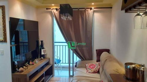 Imagem 1 de 19 de Apartamento À Venda, 50 M² Por R$ 297.000,00 - Limão (zona Norte) - São Paulo/sp - Ap1390