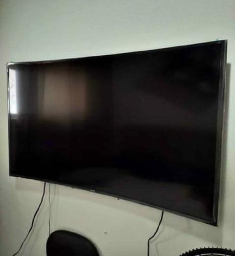 Smart Tv Led Wifi 4k Un49mu6300 Tela Quebrada
