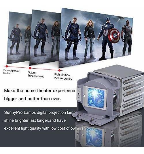 Para Proyector Sp-lamp-070 Lampara Carcasa Infocus F0mu