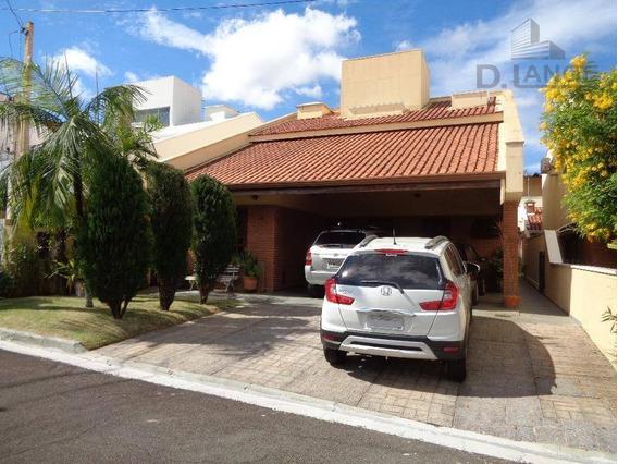 Casa Residencial À Venda, Taquaral, Campinas. - Ca11805
