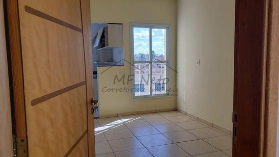 Apartamento Com 1 Dorm, Jardim Rosim, Pirassununga - R$ 135 Mil, Cod: 38200 - A38200