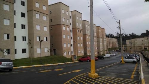 Apartamento Em Jardim Petrópolis, Cotia/sp De 47m² 2 Quartos À Venda Por R$ 170.000,00 - Ap568515