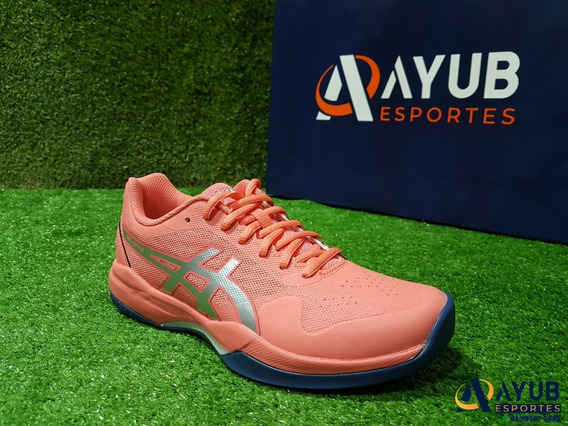 Tênis Asics Gel Game 7 Rosa