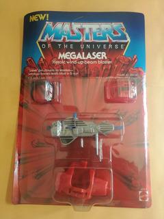 Master Of The Universe Megalaser Motu Heman