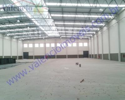 Venda - Salão Industrial - Distrito Industrial - Santa Bárbara D