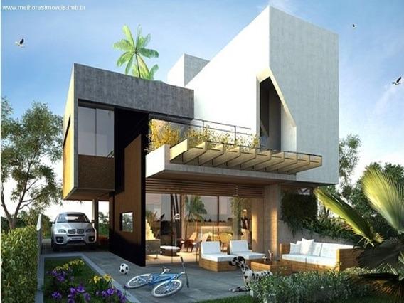 Condomínio De Casas No Centro De Alagoinhas - Ba - Ca00036 - 34295520