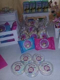 Candy Bar Para 10 Chicos