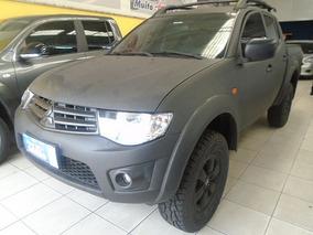 L200 Triton 2.4 Hls 4x2 Cd 16v 2015 - Santa Paula Veículos
