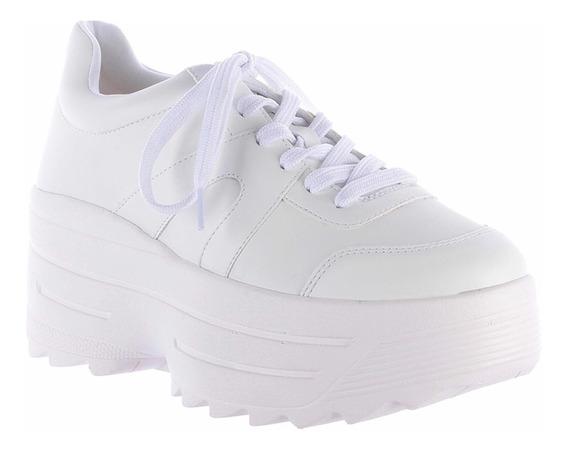 Tênis Casual Chunky Dad Sneaker Flatform Sola Alta Original