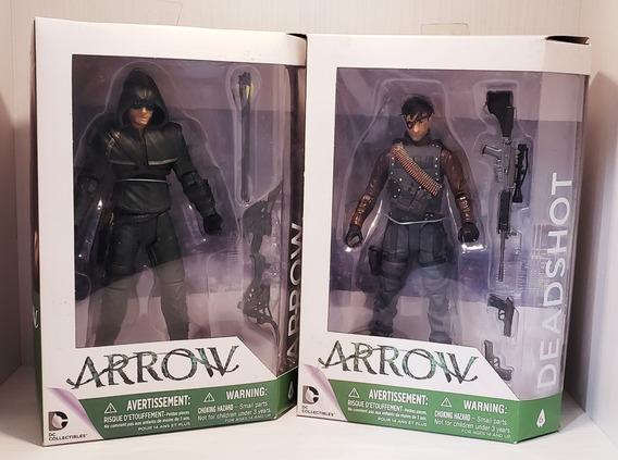 Arrow figura de acción Deadshot