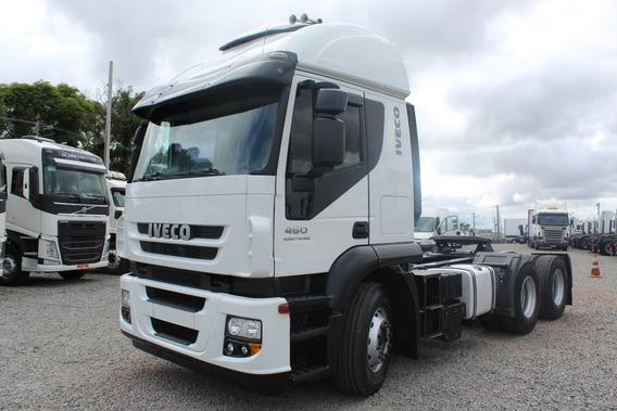 Iveco Stralis 460 6x4 2011/2012