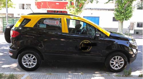 Taxi Ford Ecosport 1.5 Se Automática