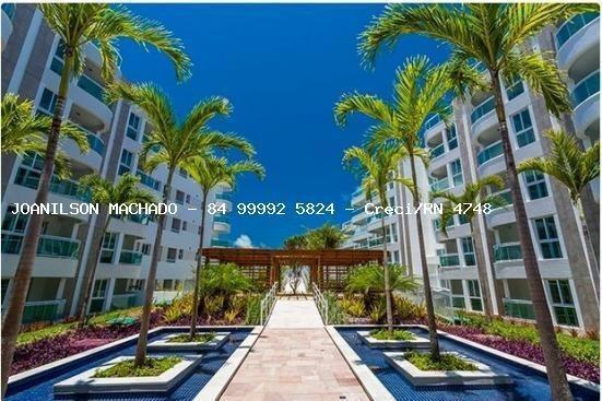 Cobertura Para Venda Em Parnamirim, Praia De Cotovelo - In Mare Bali Resort, 2 Dormitórios, 2 Banheiros, 1 Vaga - Cob1032
