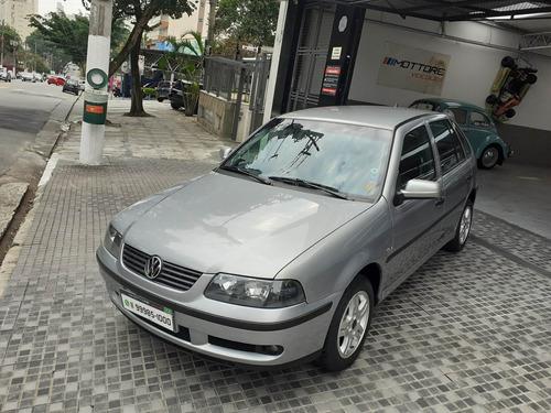 Imagem 1 de 15 de Volkswagen Gol 2001 1.0 16v Turbo 5p