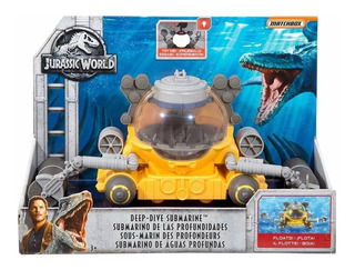 Submarino Jurassic World, Envio Gratis!!