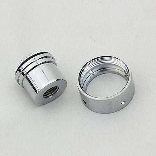 Adapt Canilla Ball Lock Doble + Valvula 5/8 + Ball Lock