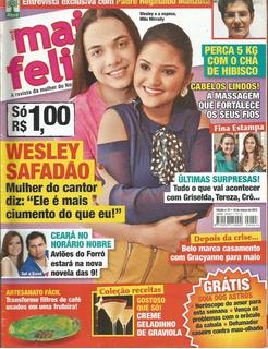 Revista Você Mais -2012 - Wesley Safadão - Joelma