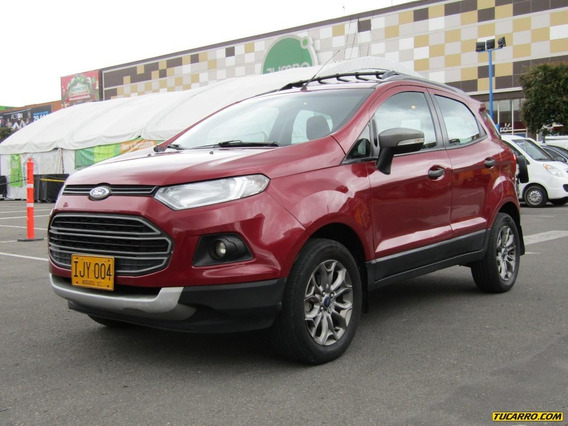 Ford Ecosport Freestyle Mt 2000cc Aa Ab 4x4