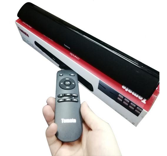 Caixa De Som Soundbar Bluetooth P/ Tv Dj 60w Tomate Promoçao