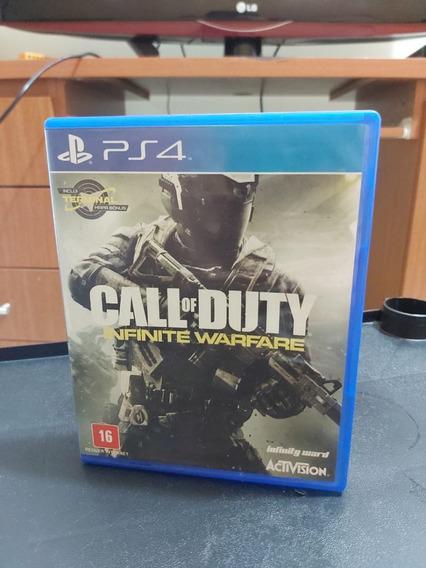 Call Of Duty Infinit Warfare Ps4