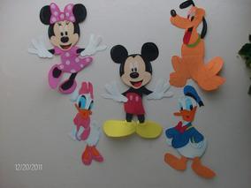 91f2f38665e Personajes Infantiles En Goma Eva - Arte y Artesanías en Mercado ...