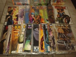 Hq Marvel Max Numeros 01 Ao 20 Ed. Panini