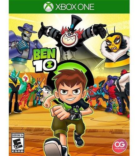 Ben 10 Xbox One Mídia Digital + 1 Jogo Grátis