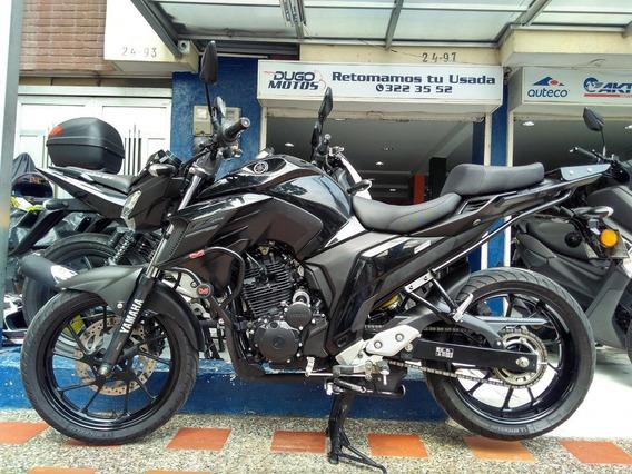 Yamaha Fz250 Modelo 2018 Excelente ¡recibimos Tu Usada!
