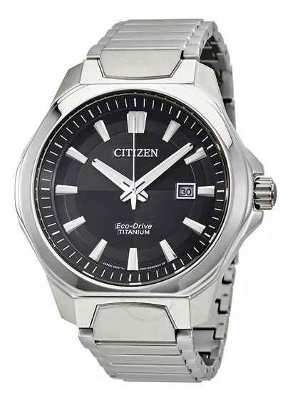 Relógio Citizen Eco Drive Titanium Safira Aw1540-88e