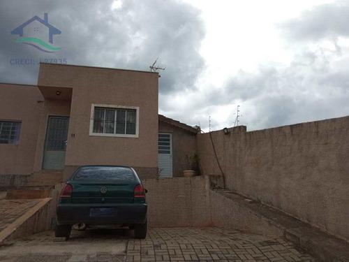 Casa De Condomínio Com 1 Dorm, Guaxinduva, Atibaia - R$ 200 Mil, Cod: 2816 - V2816