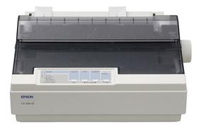 Impressora Matricial Epson Lx 300 C Fita Nova Supor.papel A4