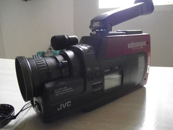 Filmadora Jvc Gr 60 Made In Japan