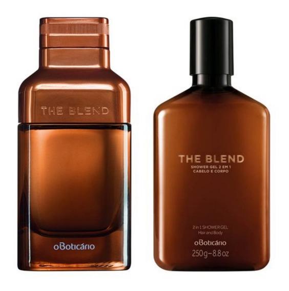 Kit The Blend Eau De Parfum E Shower Gel Boticário