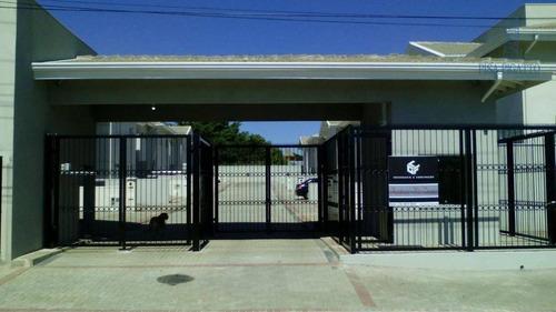 Imagem 1 de 15 de Casa Com 3 Dormitórios À Venda, 134 M² Por R$ 520.000,00 - Morumbi - Paulínia/sp - Ca1404