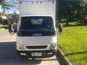 Camion Jmc Jx 1032 D Año 2011 - Ruedasencilla Bajó De Precio