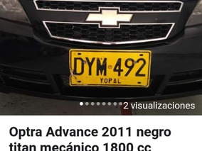 Chevrolet Optra 1 2011
