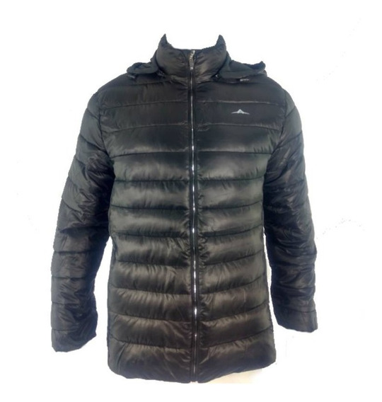 Campera Inflable C/ Aislante Termico Hombre - Abyss -