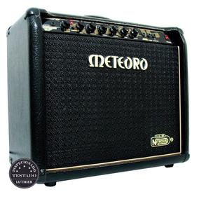Amplificador Meteoro Guitarra Nitrous Gs100 Elg Promoção!