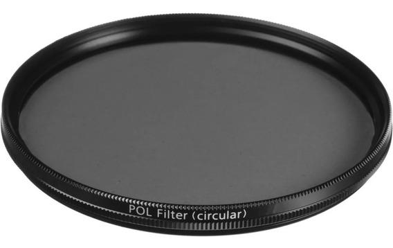 Filtro Plc Polarizador Circular Ø67 67mm Lente Fotografia