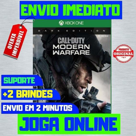 Call Of Duty Modern Warfare - Xbox One - Digital + 2 Brindes