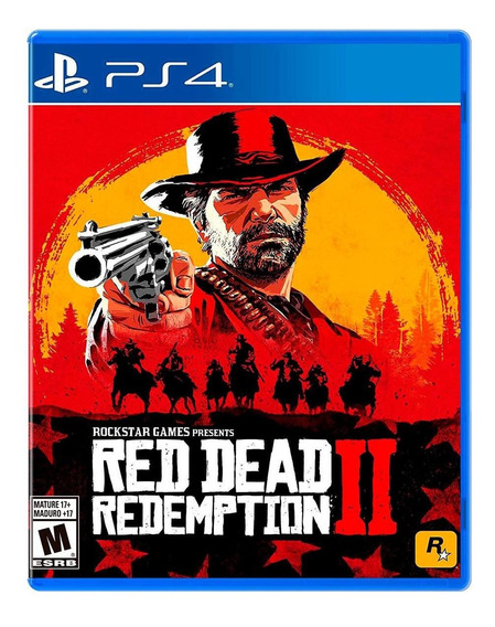 Juego Red Dead Redemption 2 - Arg (bra Mfg) Ps4