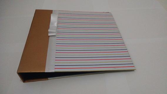 Albúm De Fotos Scrapbook Personalizável 27 Cm X29,5 Cm