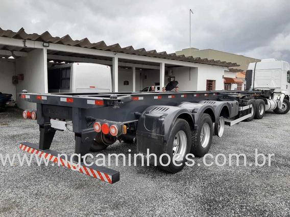 Carreta Porta Container Bugui Container Facchini 2013 S.pn