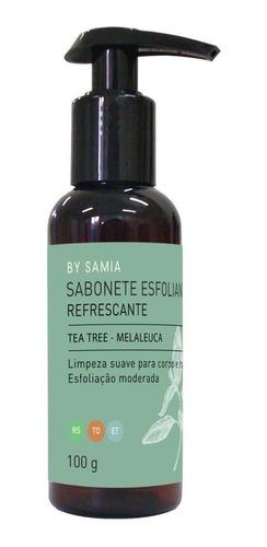 Refrescante Sabonete Liquido Esfoliante 100 G