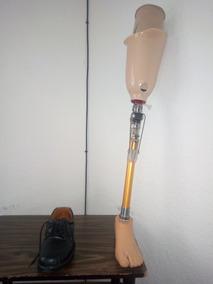 Prótesis Pierna Izquierda Articulada