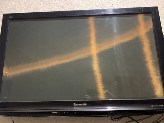 Tv Panasonic 42 Polegadas Funcionando Perfeitamente